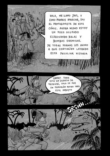 An odd story
