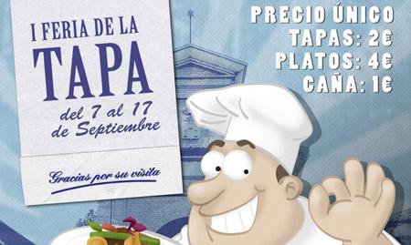 I Feria de la Tapa