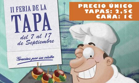 II Feria de la Tapa