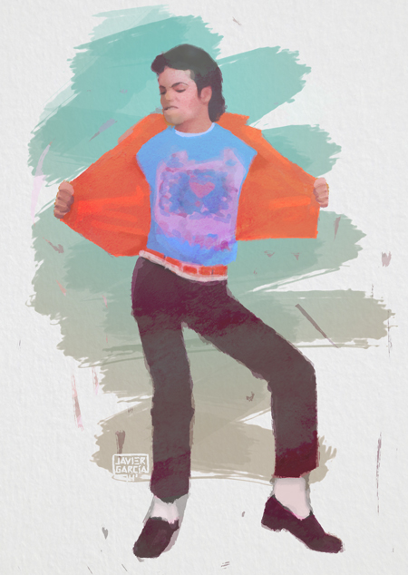 Michael Jackson's Beat it