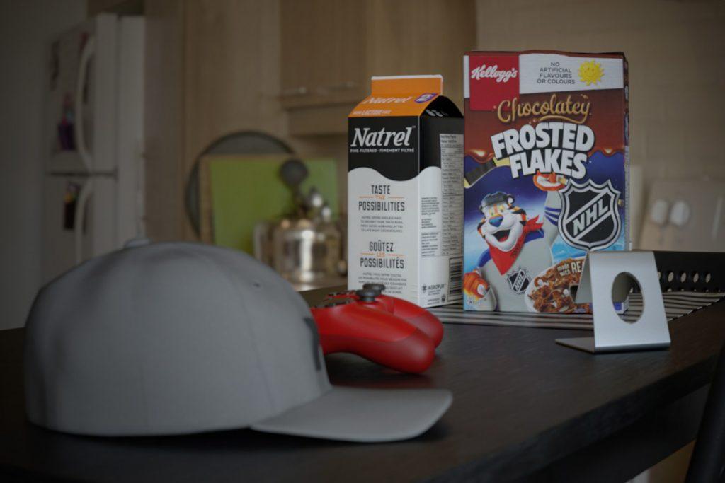 Breakfast model 02